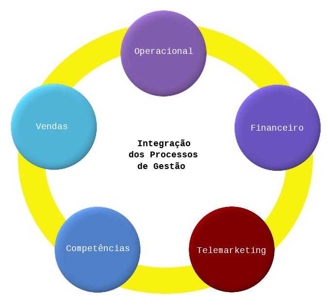 Integração dos Processos de Gestão ERP